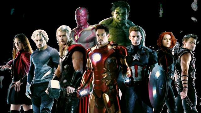 Home to Transparent Superheroes - Superhero PNG