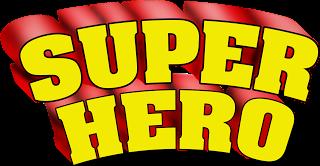 Superhero.png (320×166) - Superhero PNG