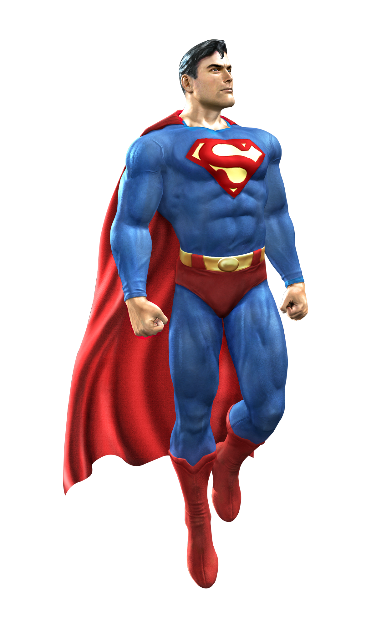 Superman PNG Transparent Image - Superhero PNG
