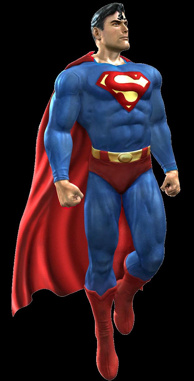 Superman DC Universe Online.png - Superman HD PNG