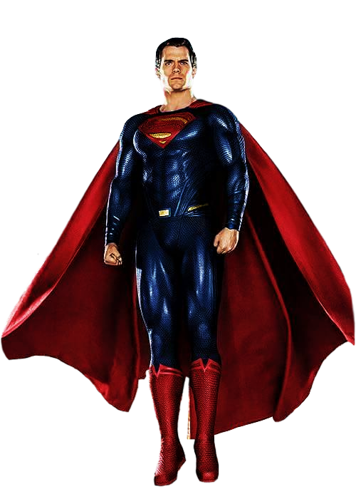 Superman render promo.png - Superman HD PNG