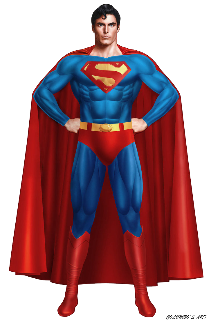 Superman HD PNG