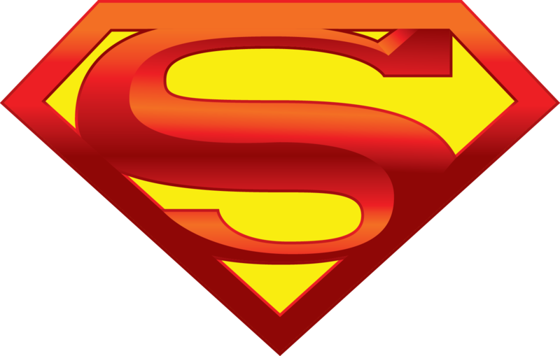 Superman Logo PNG - 16768