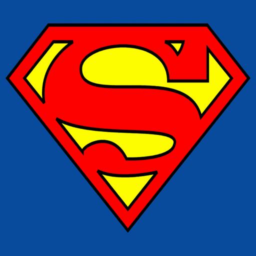 Custom Superman Logo.png skin idea for Agar.io - Superman Logo PNG