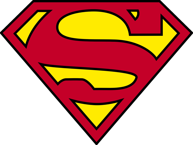 Superman Logo PNG - 16751