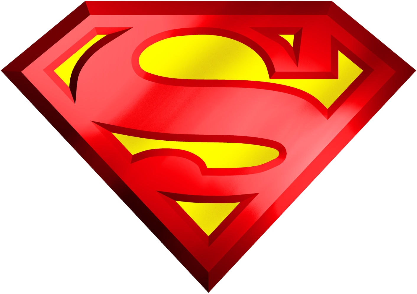 Superman Logo PNG - 16756