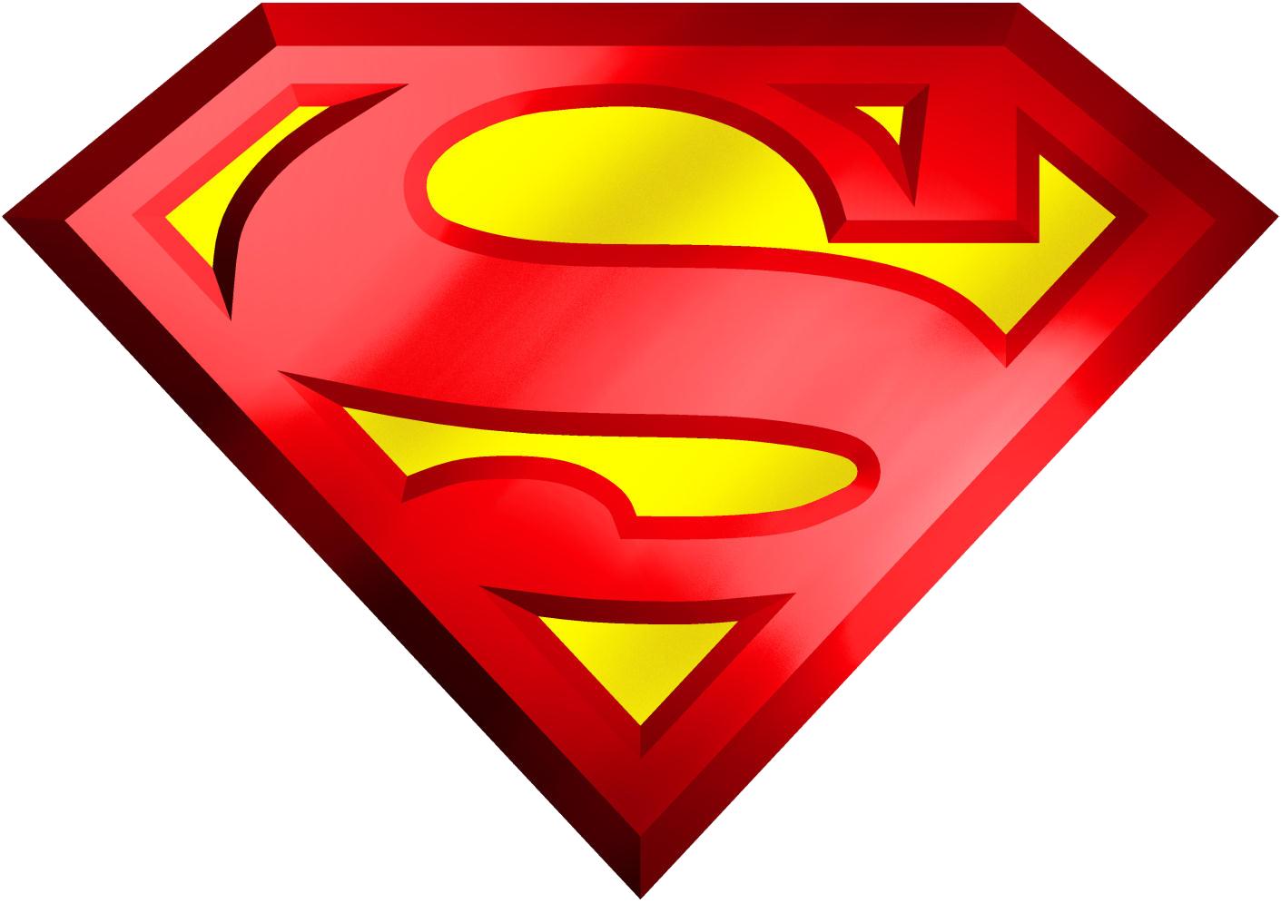 Superman Logo Transparent PNG - Superman Logo PNG