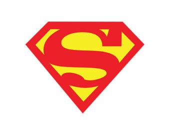 Superman svg - Superman clipart - Superman logo clip art digital download  svg, png, - Superman Logo PNG