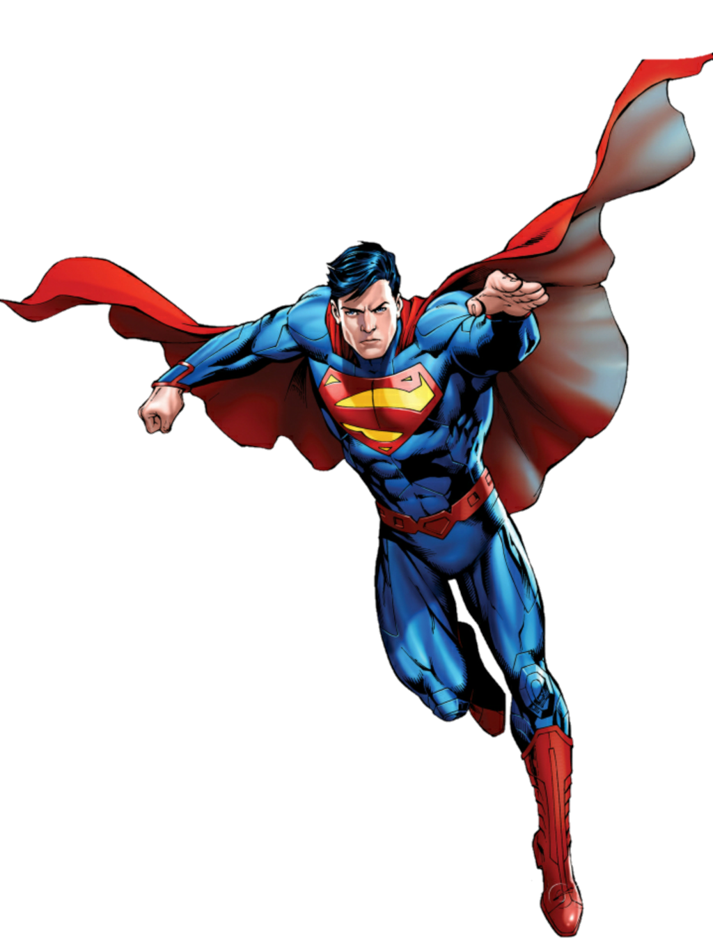 New 52 Supes Art (I Didnu0027t Draw This Btw) By MayanTimeGod - Superman PNG