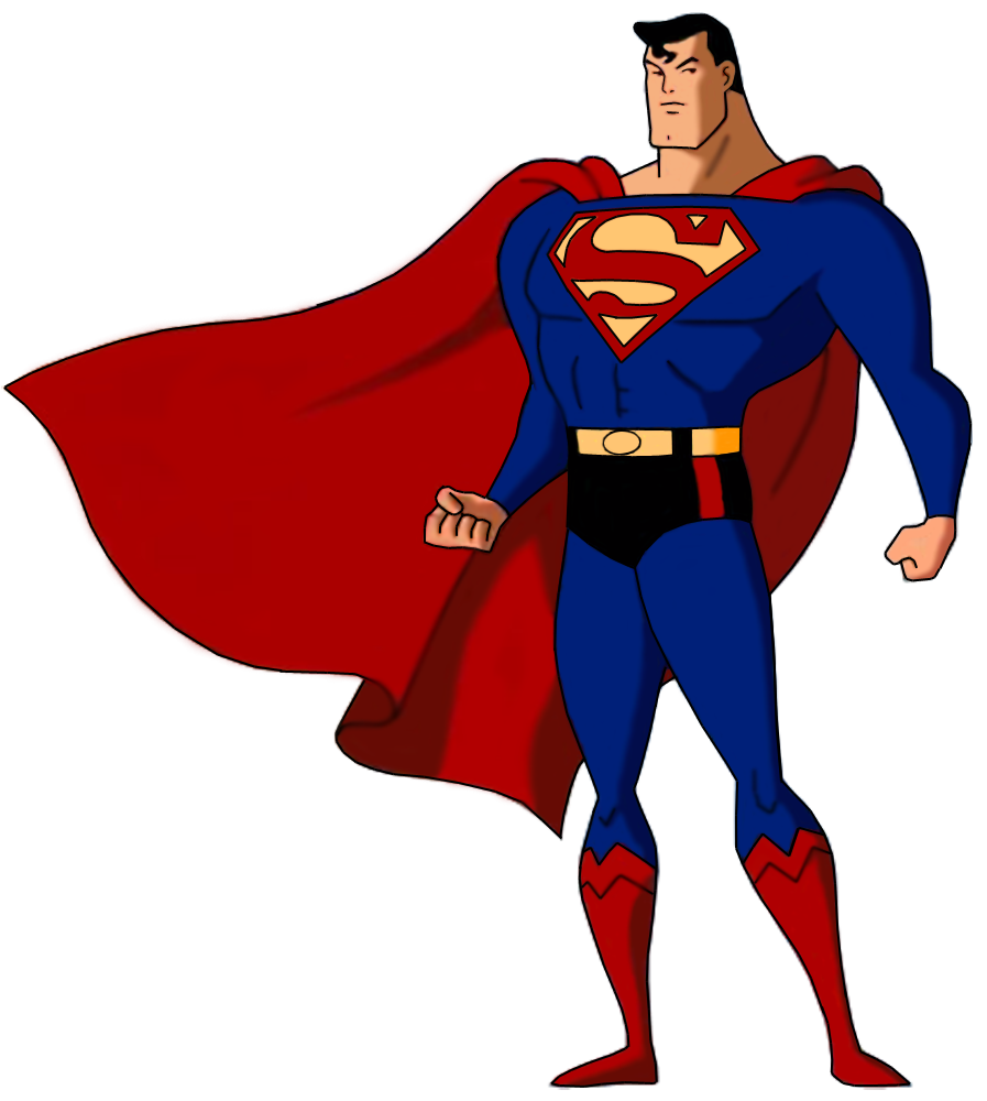 PNG File Name: Superman PlusPng.com  - Superman PNG