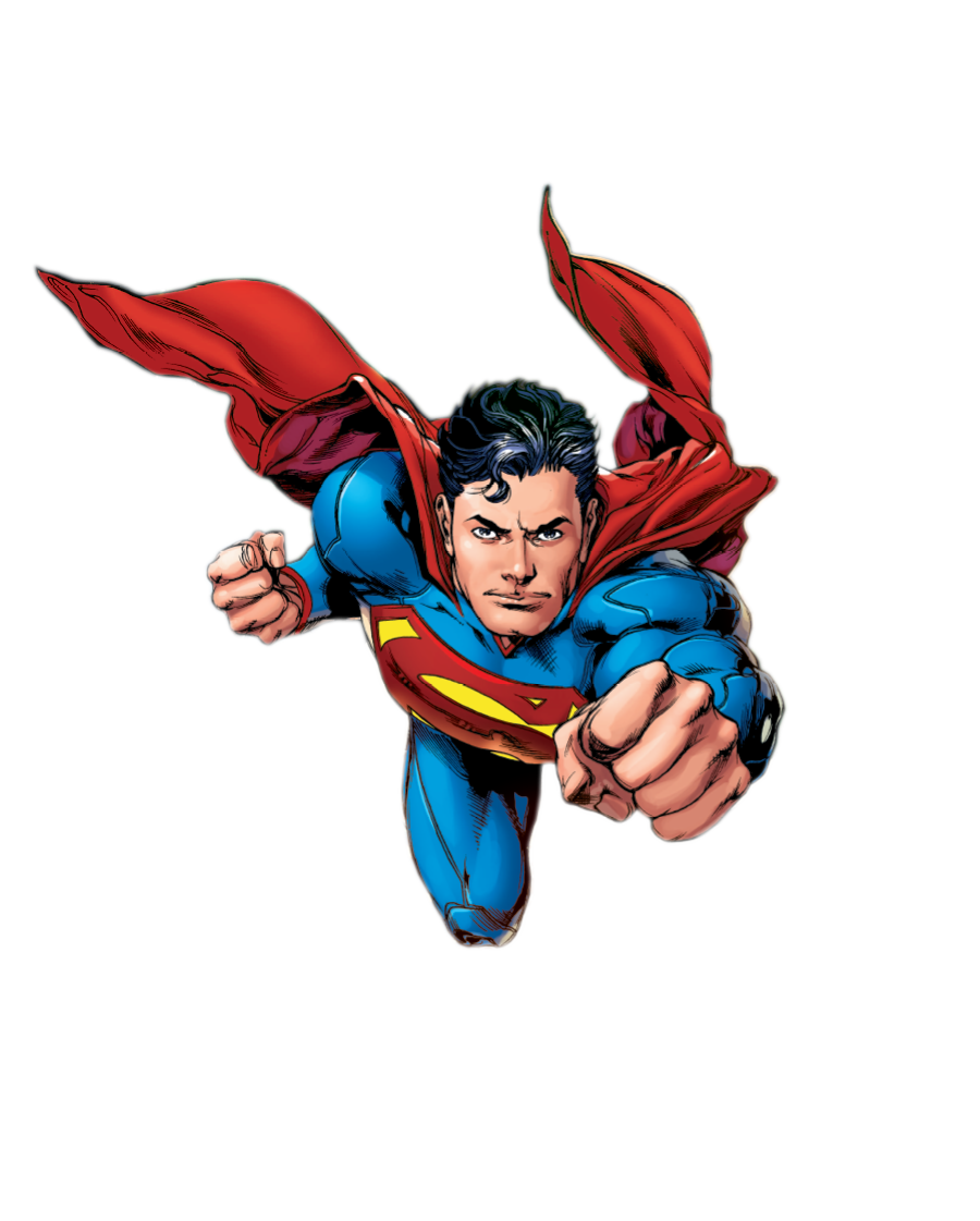 Superman Anime Png PNG Image - Superman PNG