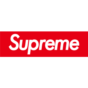 Supreme Logo, Vector Logo Of