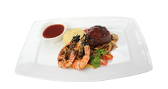 jasdk-surf-turf.png PlusPng.com  - Surf And Turf PNG
