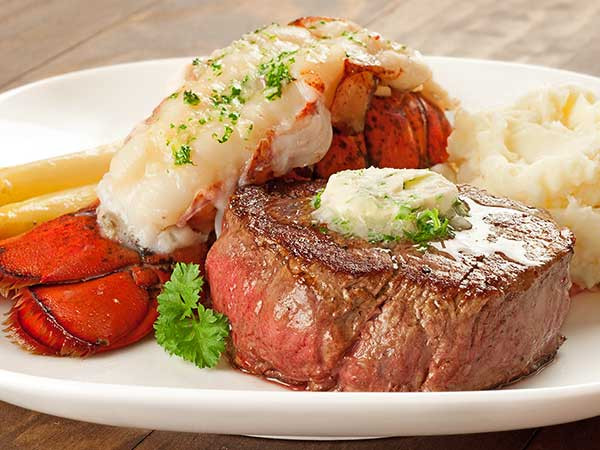 Join us Saturday and Sunday night for surf and turf ($26.95) - Surf And Turf PNG
