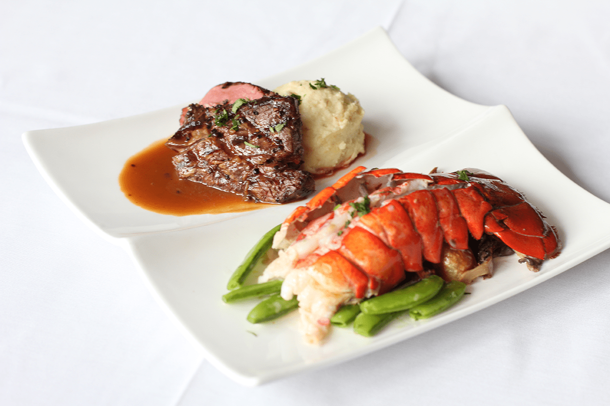 surf-turf - Surf And Turf PNG