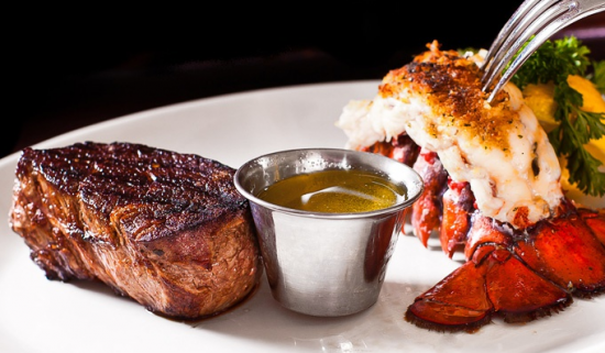 surf-turf-deal - Surf And Turf PNG