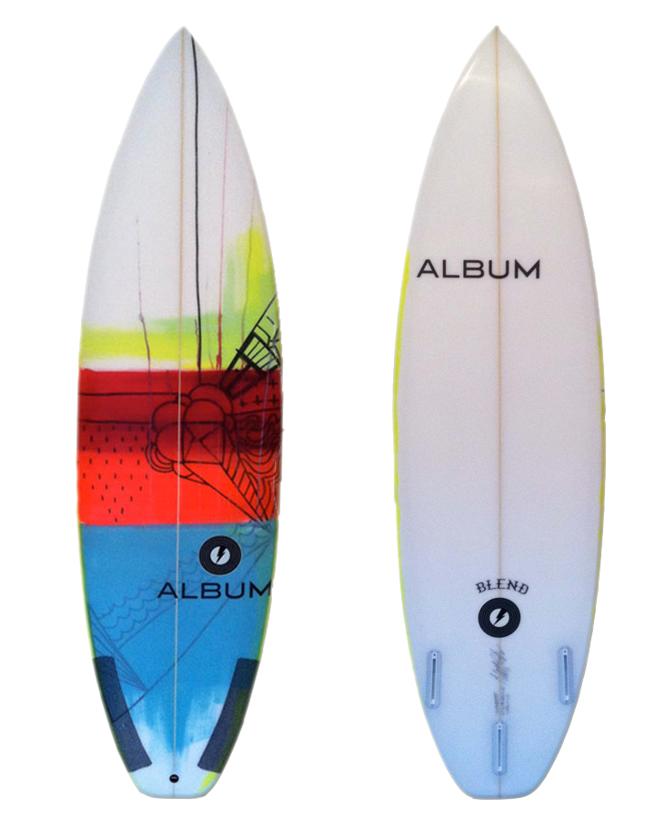 Surfboard PNG - 58031