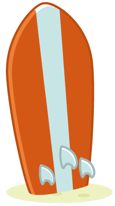 Surfboard PNG - 58033