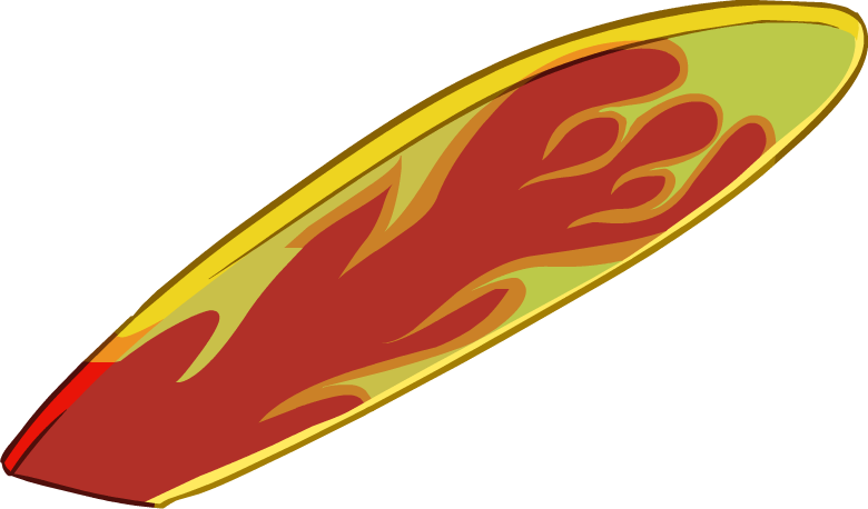 Surfboard PNG - 58022