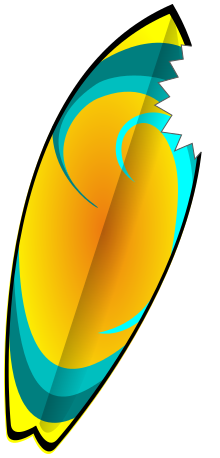 Surfboard PNG - 58030