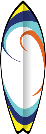 Surfboard PNG - 58028