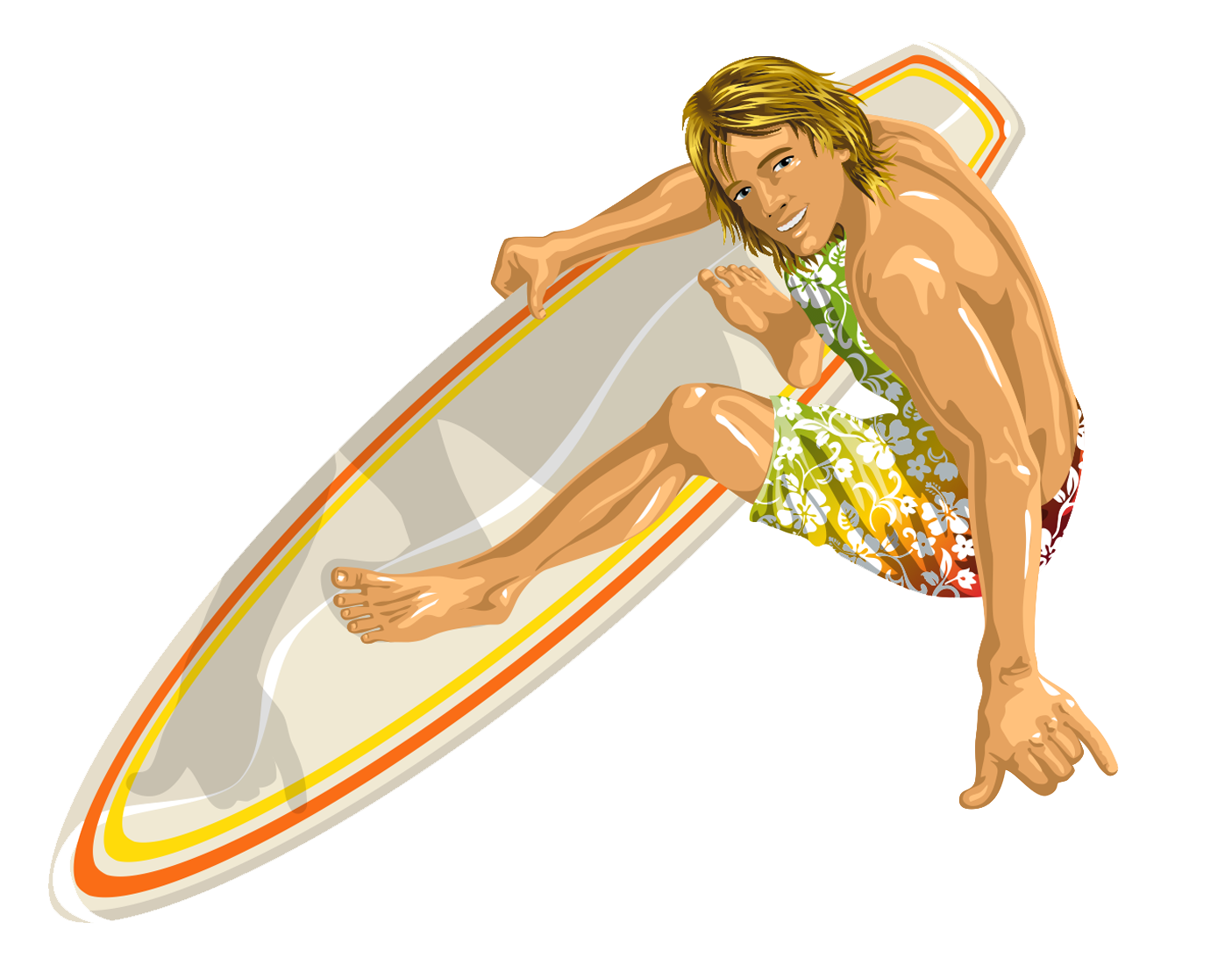 Surfing PNG Picture - Surfing HD PNG