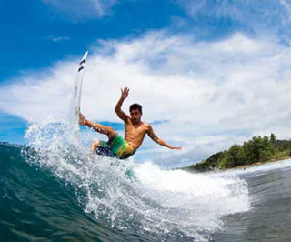 Surfing PNG - 4347