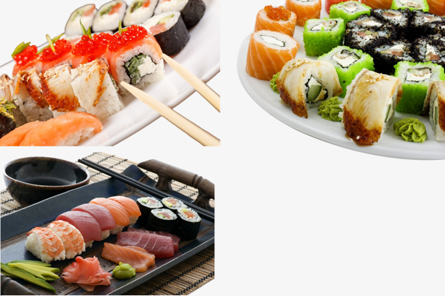 HD sushi, Delicious Sushi, Delicious, Sushi Free PNG and PSD - Sushi HD PNG