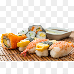 sushi, Sushi, Dining, Snack PNG Image and Clipart - Sushi HD PNG