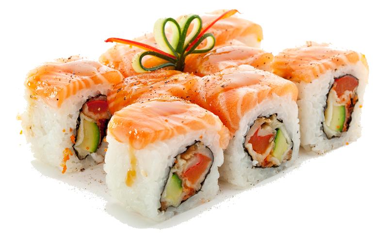 Sushi Transparent PNG Image - Sushi PNG HD