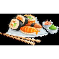 Sushi PNG - 22044