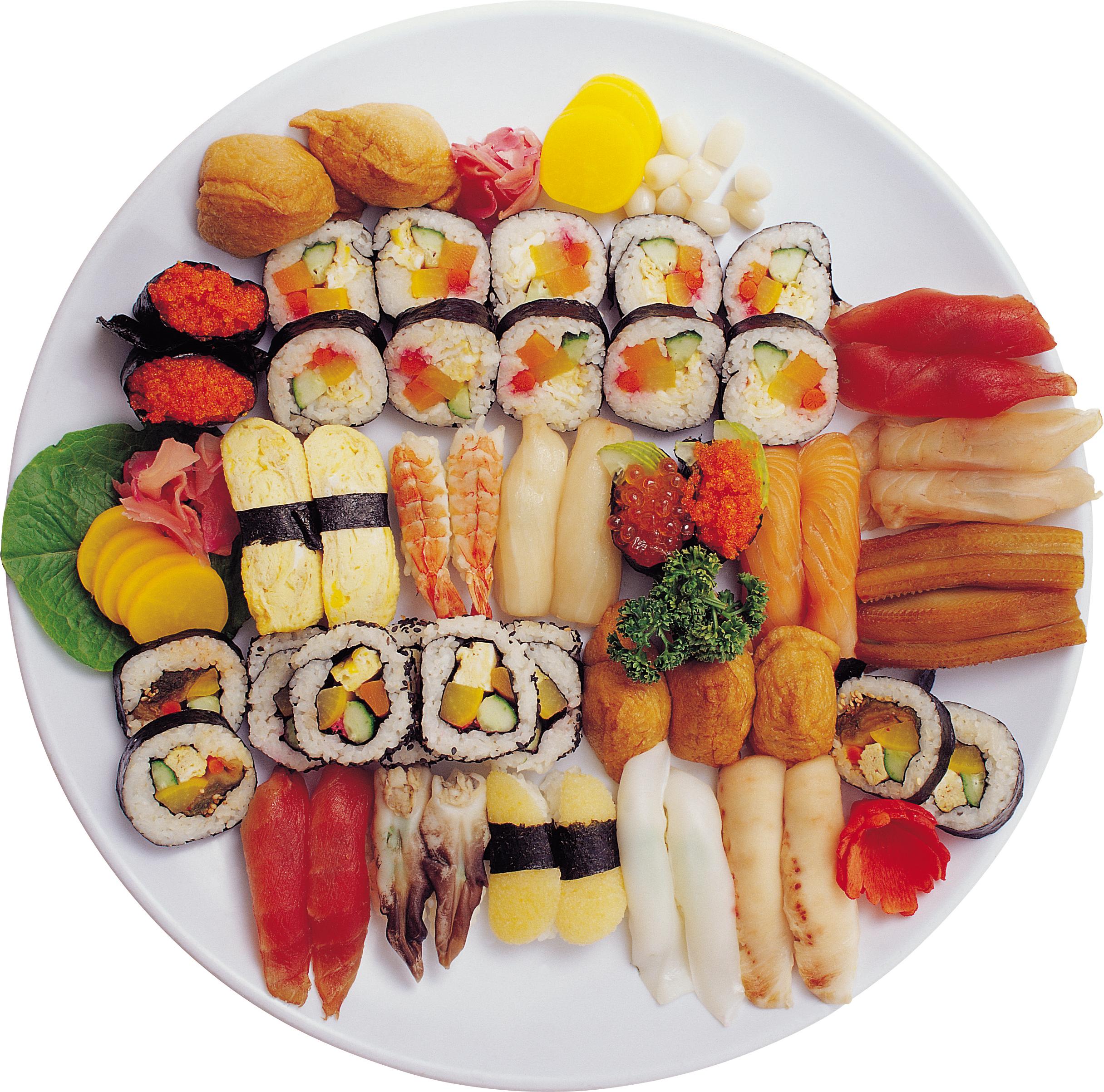 Sushi PNG - 17168