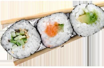 Sushi PNG - 22035