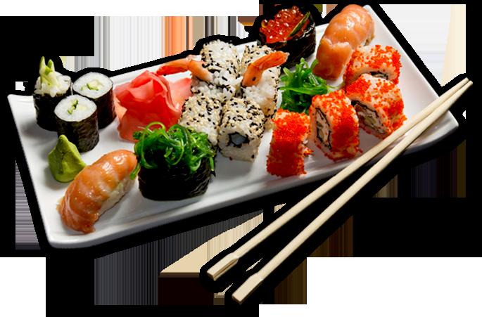 Sushi PNG - 22038