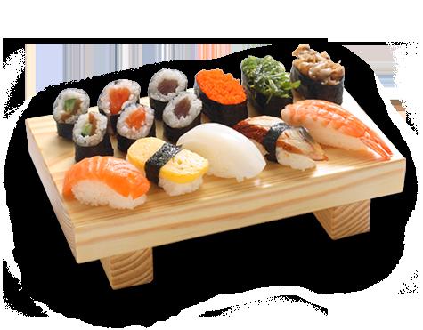 Sushi PNG - 17152