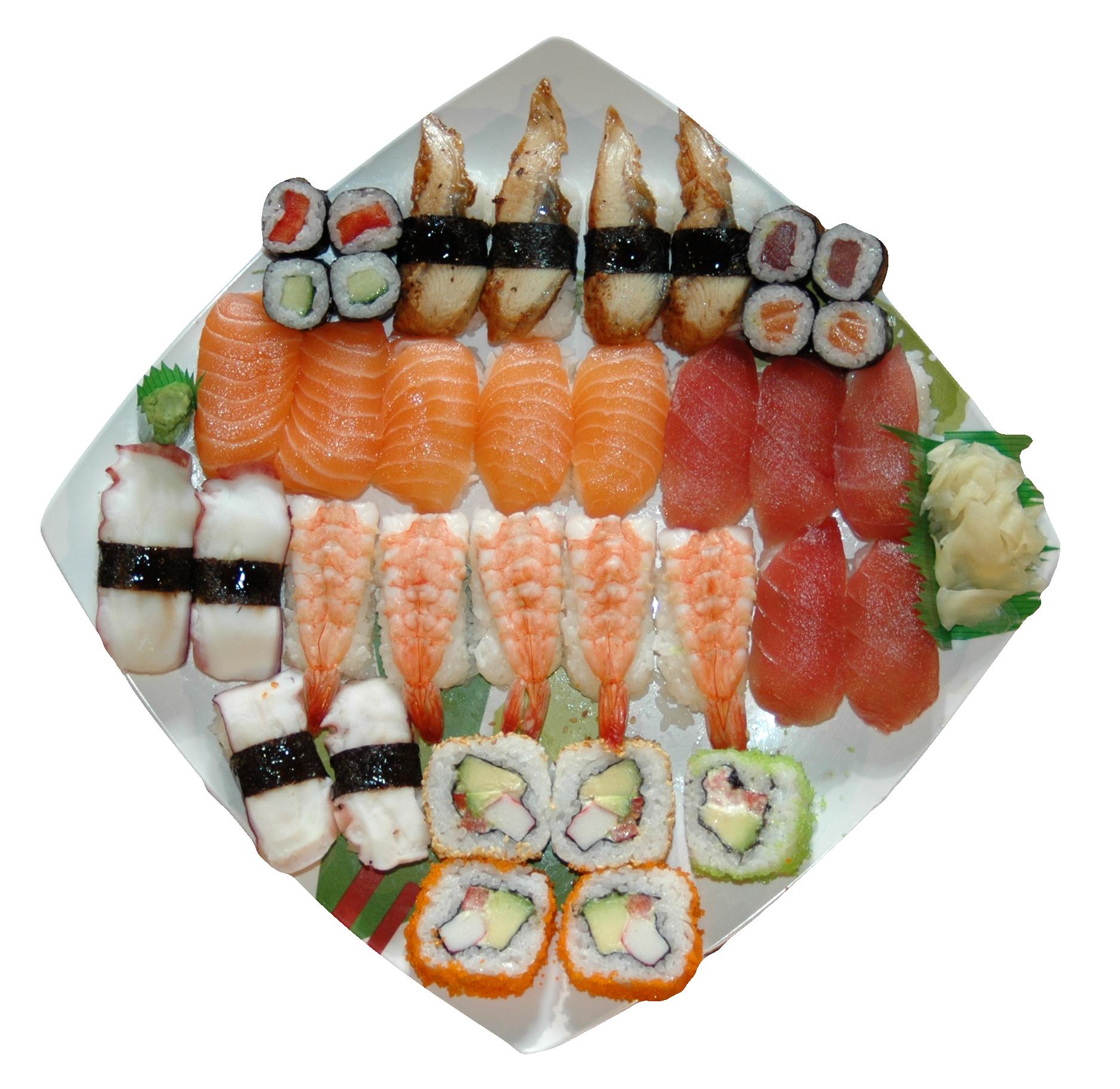 Sushi PNG - 22050