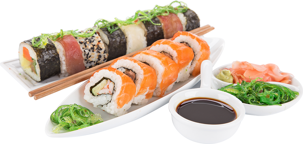 Sushi Roll PNG - 60914