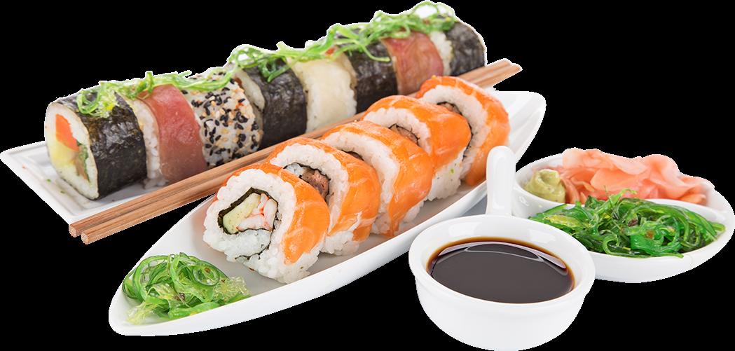 Sushi PNG HD - Sushi Roll PNG