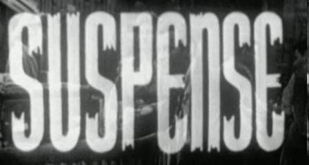 This episode of Suspense rare