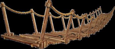 Suspension Bridge PNG - 60929
