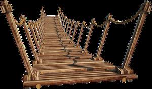 Suspension Bridge PNG - 60922