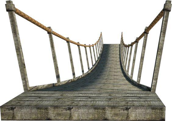 Suspension Bridge PNG - 60925