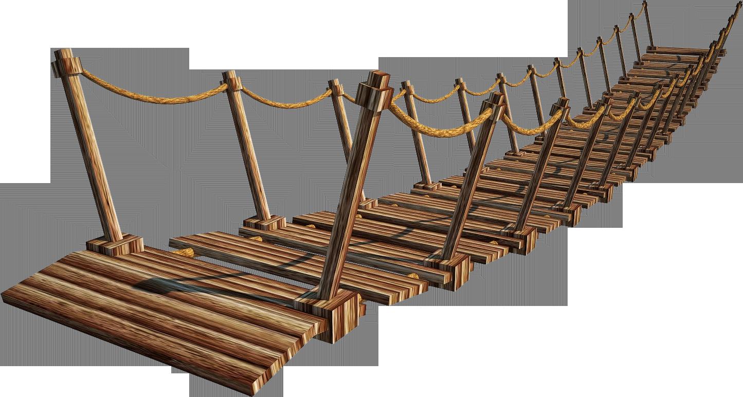 Suspension Bridge PNG - 60919