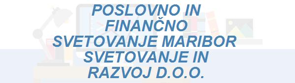 Poslovno in finančno svetovanje Maribor   SVETOVANJE IN RAZVOJ D.O.O. - Svetovanje PNG