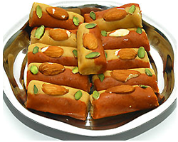 A la mode Banquets Indian Sweets - Sweets PNG