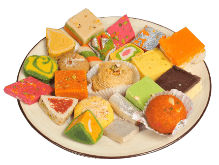 Festival season is the most joyful moment to share our happiness to all.  The sweets are the very best way of sharing happiness. Gourmet is the one  stop shop PlusPng.com  - Sweets PNG