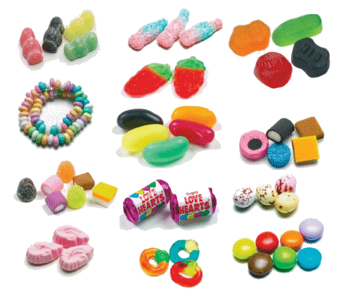 Sweetie Selection - Sweets PNG