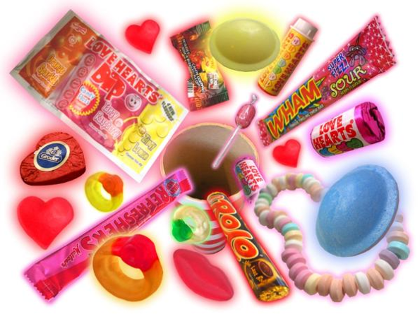sweets - Sweets PNG