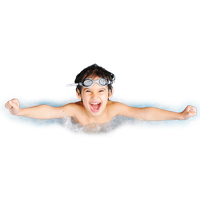 Swimming HD PNG - 93188