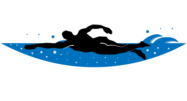 Swimming HD PNG - 93194